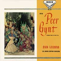 Oivin Fjeldstad - Grieg: Peer Gynt