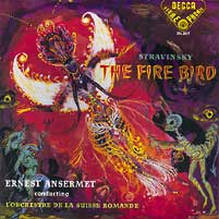 Ernest Ansermet - Stravinsky: The Fire Bird (Complete Ballet)