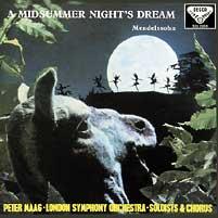 Peter Maag - Mendelssohn: A Midsummer Night's Dream