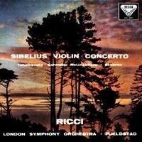 Oivin Fjeldstad - Sibelius: Violin Concerto/ Tchaikovsky: Sérénade Mélancolique