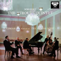 Clifford Curzon - Schubert: The 'Trout' Quintet