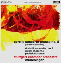 Karl Munchinger - Corelli: Concerto Grosso No. 8 in G Minor