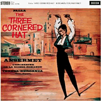 Ernest Ansermet - de Falla: The Three-Cornered Hat
