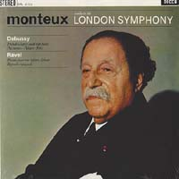 Pierre Monteux - Monteux Conducts Debussy & Ravel