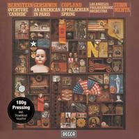 Zubin Mehta - Mehta Conducts Bernstein, Gershwin and Copland