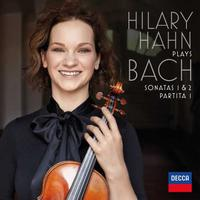Hilary Hahn - Bach: Violin Sonatas Nos. 1&2/ Partita No. 1