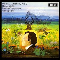 Georg Solti, Helen Watts & London Symphony - Mahler: Symphony No. 3 in D Minor