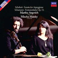 Martha Argerich & Mischa Maisky - Schubert & Schumann