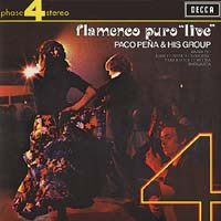 Paco Pena and his Group - Flamenco Puro (Live)