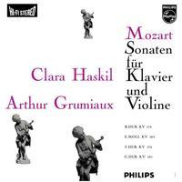 Arthur Grumiaux, Clara Haskil - Mozart: Sonatas For Piano & Violin