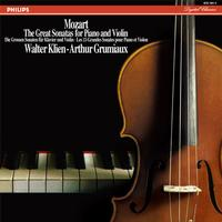 Walter Klien and Arthur Grumiaux - Mozart: The Great Sonatas For Piano And Violin