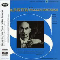 Janos Starker - Plays Italian Sonatas/ Swedish