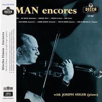Mischa Elman - Encores/ Seiger