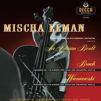 Mischa Elman - Bruch & Wieniawski Concertos/ Boult