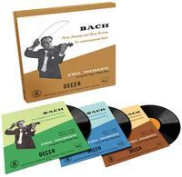 Emil Talmanyi - Bach: Three Sonatas and Three Partitas For Unaccompanied Violin