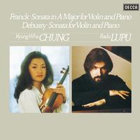 Kyung-Wha Chung & Radu Lupu - Sonatas For Violin And Piano -  180 Gram Vinyl Record