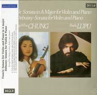 Kyung-Wha Chung & Radu Lupu - Sonatas For Violin And Piano