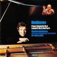 Vladimir Ashkenazy - Beethoven: Piano Concerto No. 4 In G/ Solti