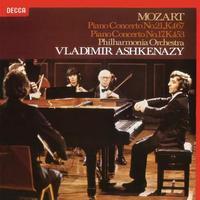 Vladimir Ashkenazy - Mozart: Piano Concertos Nos. 17 & 21