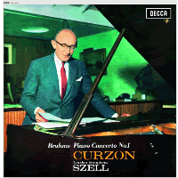 Clifford Curzon - Brahms: Concerto No. 1 for Piano and Orchestra