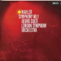 Georg Solti - Mahler: Symphony No. 1
