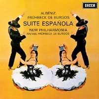 Fruhbeck De Burgos - Albeniz: Suite Espanola