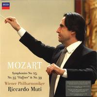 Riccardo Muti - Mozart: Symphonies Nos. 25, 35 & 39