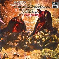 Zubin Mehta - Mahler: Symphony No. 2/ Resurrection