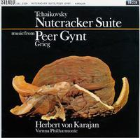 Herbert von Karajan - Tchaikovsky: Nutcracker Suite/Grieg: Peer Gynt
