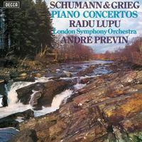 Andre Previn - Schumann & Grieg: Piano Concertos/Radu Lupu