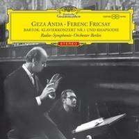Ferenc Fricsay - Bartok: Piano Concerto No. 1/ Anda