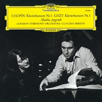 Claudio Abbado - Chopin & Liszt: Concerto for Piano and Orchestra No. 1