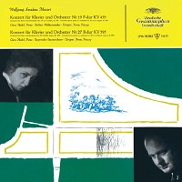 Ferenc Fricsay - Mozart: Concerto for Piano and Orchestra No. 19 & 27