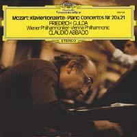Claudio Abbado - Mozart: Piano Concertos Nos. 20 & 21/ Friedrich Gulda, pianist