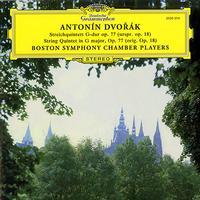 Boston Symphony Chamber Players - Dvorak: String Quintet In G Major