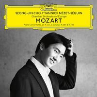 Seong-Jin Cho - Mozart: Piano Concerto No. 20, K. 466; Piano Sonatas, K. 281 & 332/Yannick Nezet-Seguin