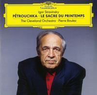 Pierre Boulez - Stravinsky: Petrouchka/ Le Sacre de Printemps