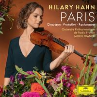 Hilary Hahn and Mikko Franck - Paris