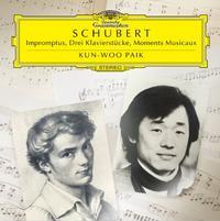 Kun-Woo Paik - Schubert: Impromptus, Drei Klavierstucke