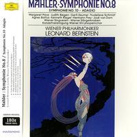 Leonard Bernstein - Mahler: Symphony No. 8 & 10
