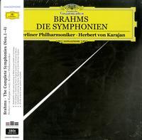 Herbert Von Karajan - Brahms: The Complete Symphonies