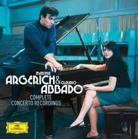 Martha Argerich/Claudio Abbado - The Complete Concerto Recordings