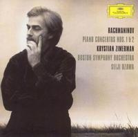 Krystian Zimerman - Rachmaninov: Piano Concertos Nos. 1&2/ Ozawa