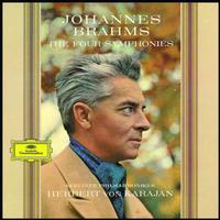 Herbert von Karajan - Brahms: The Four Symphonies
