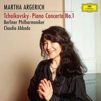 Martha Argerich - Tchaikovsky: Piano Concerto No. 1/ Abbado