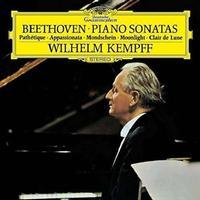 Wilhelm Kempff - Beethoven: Piano Sonatas