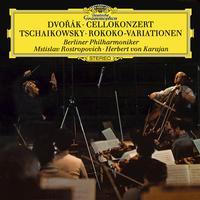 Herbert von Karajan - Dvorak: Cello Concerto / Tchaikovsky: Variations on a Rococo Theme