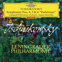 Yevgeny Mravinsky - Tchaikovsky: Symphony No.4 In F Minor, Op.36, TH.27; Symphony No.5 In E Minor, Op.64, TH.29; Symphony No. 6 In B Minor, Op. 74, TH.30 -  Vinyl Box Sets