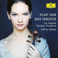 Hilary Hahn - Bach Concertos/ Jeffrey Kahane -  Vinyl Record & CD