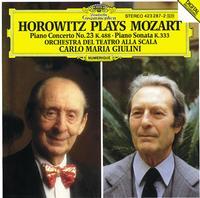 Carlo Maria Giulini - Mozart: Horowitz Plays Mozart